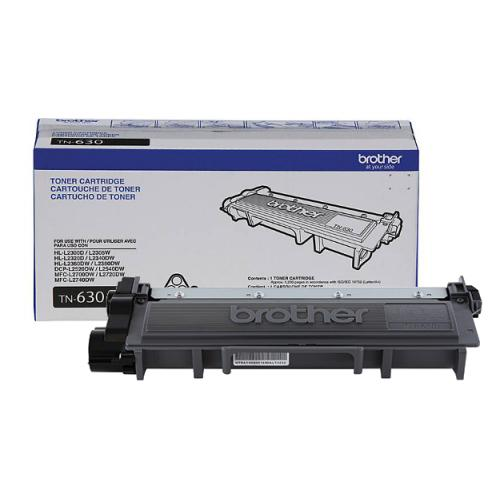 Brother TN630 Laser Cartridge High Yields (1,200 Yield) Brother TN630